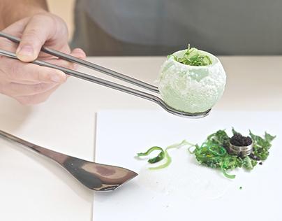 Fungi Cutlery