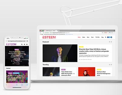 ESTEEM LGBT News Website