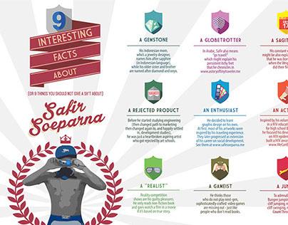Safir Soeparna is Your Soon-to-be Bestfriend