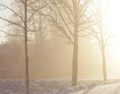 - 16° Winter Light photographs by Mirja Paljakka