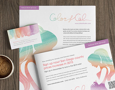 Color of Calm - Natural Birth Services