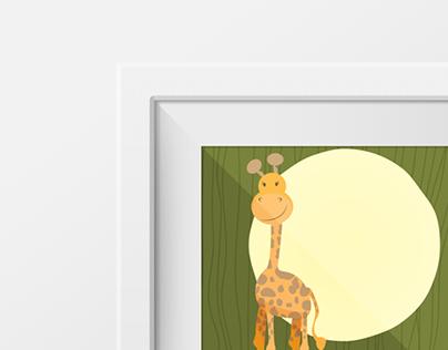 Animals: Giraffe