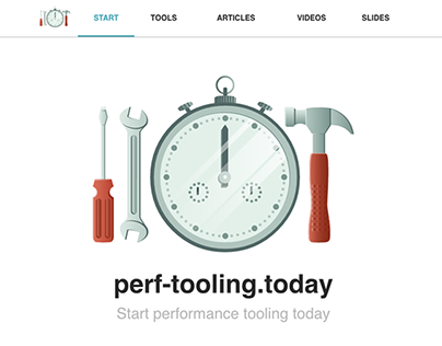 perf-tooling.today Redesign