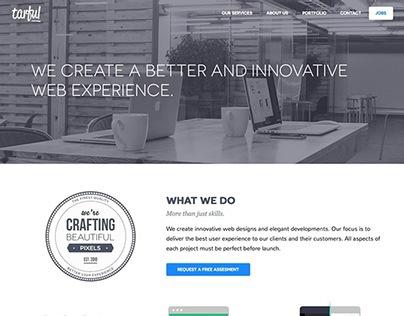 Tarful - Branding & Web Studio