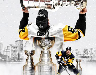 Sidney Crosby •Poster