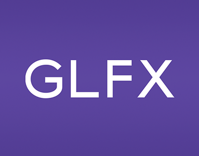 GLFX logo