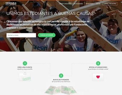 Venezuela Voluntaria - venezuelavoluntaria.org