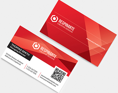 Corporate Business Card - RA78