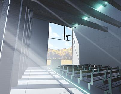 Fibonacci chapel