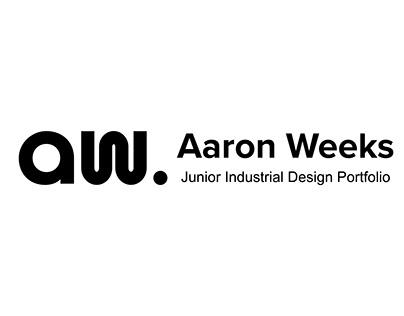 Junior Industrial Design Portfolio