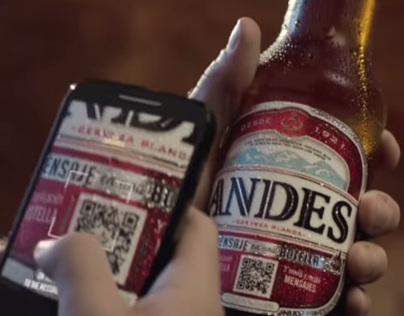 Andes - Message in a bottle