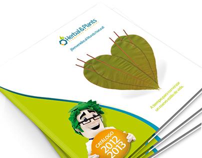 Catálogo de productos Herbal&Plants
