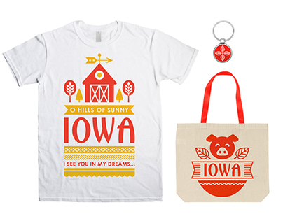 IOWA Gifts & Souvenirs