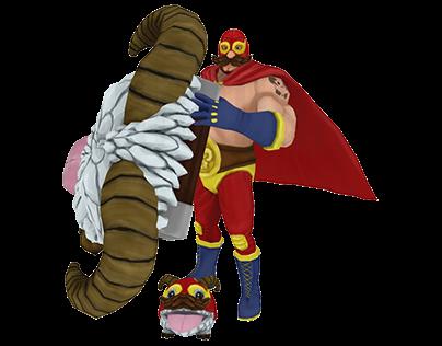 Luchador Braum