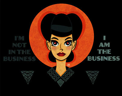 I am the Business