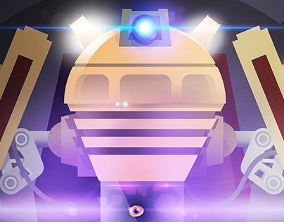 Doctor Who - Dalek Emperor