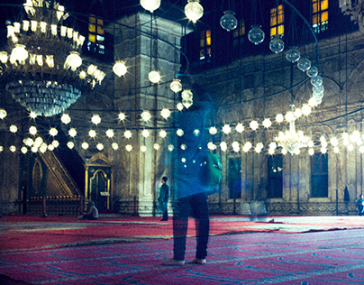 Mohamed Ali Mosque, Cairo