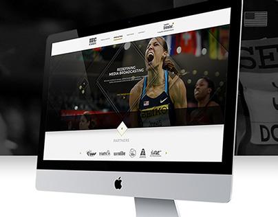 IEC in Sports Website