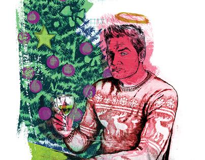 Christmas alcoholism