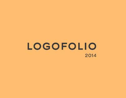 Logofolio. All logos 2014
