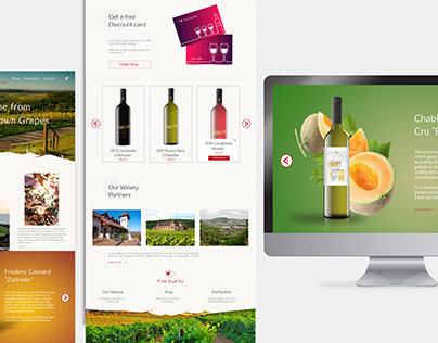 Wine Online Shop
