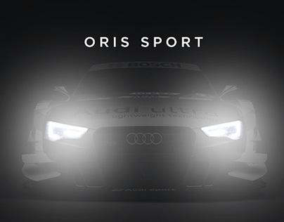 Oris Sport Website Concept