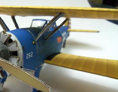 Papercraft 3D Models