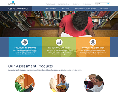 NWEA - Northwest Evaluation Association
