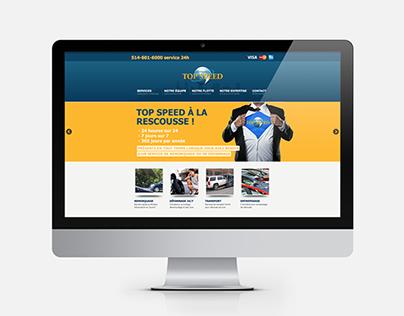 Remorquage Top Speed - Sites web / Websites
