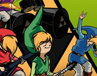 Metallica & Zelda: Zeldallinka