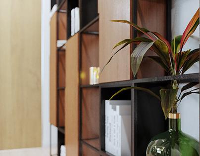 Fresh interior design, UAE