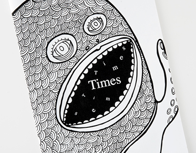 Times Book   Drawing Session