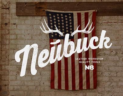 Neubuck Leather Workshop Logo