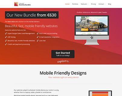 Website Design - Business Bundles