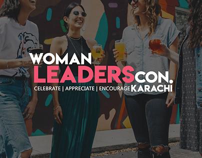 Branding   Woman Leaders Con - Karachi
