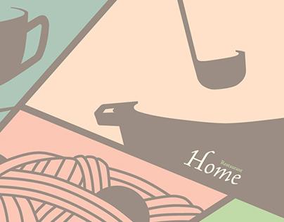 """Home"" Icon set"