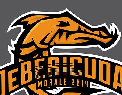 DebERICudas Logo