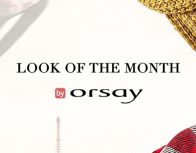 LOTM by Orsay Web design / App