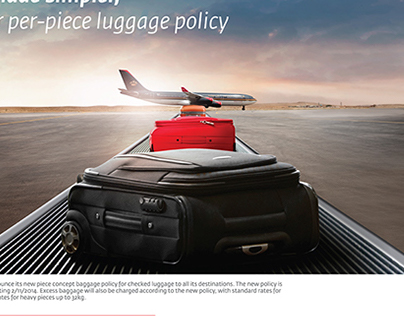 RJ Luggage Policy Ad