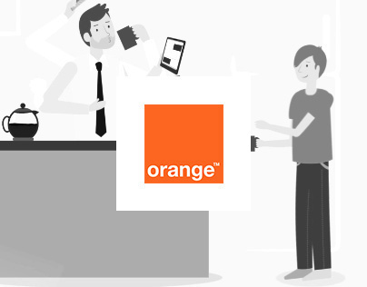 Orange, the networks