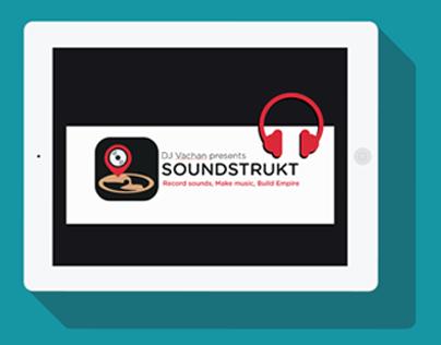 Game Design - Soundstrukt Music Gamification Concept