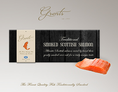 Packaging Grents Salmon
