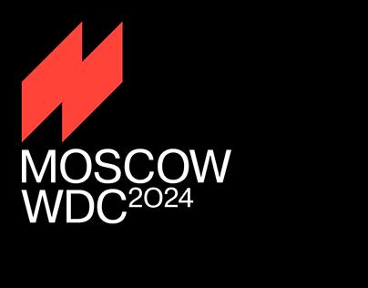 Moscow World Design Capital 2024 UX/UI