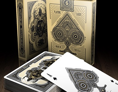 BE-LIE-VE playing cards