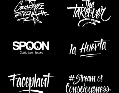 Lettering Collection, Branding