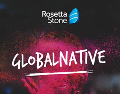Rosetta Stone #GlobalNative