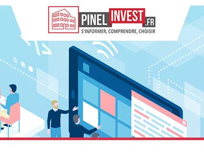 Pinel Invest - Design