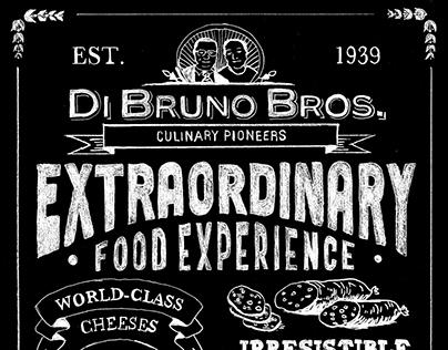 Di Bruno Bros. Print Ad