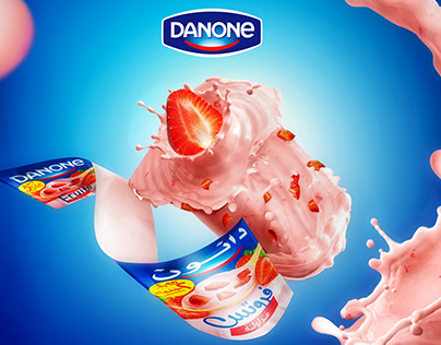 Danone Fruits