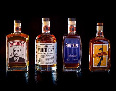 18th Black Market Whiskey